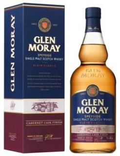 Glen Moray Cabernet Cask Finish, 70 cl., 40% alc-0
