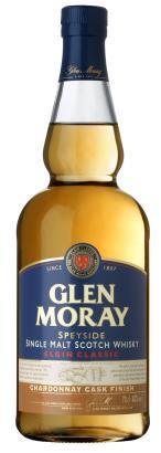 Glen Moray Chardonnay Cask Finish, 70 cl., 40% alc-0