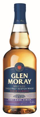 Glen Moray Port Cask Finish, 70 cl., 40% alc-0