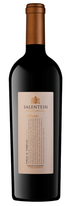 Salentein Single Vineyard Altamira-El Tomillo Malbec, 75cl, 14% alc.-0
