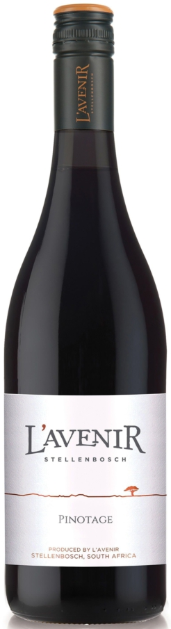 L'Avenir Horizon Pinotage, 75cl, 13.5% alc.-0
