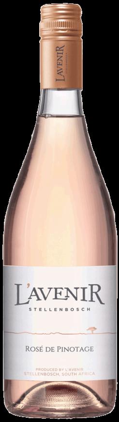 L'Avenir Horizon Rosé de Pinotage, 75cl, 13.5% alc.-0
