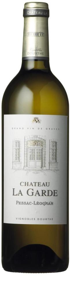 Château La Garde A.C. Pessac-Léognan Blanc, 75cl, 12.5% alc.-0