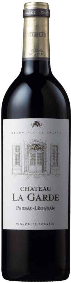 Château La Garde A.C. Pessac-Léognan Rouge, 75cl, 14% alc.-0