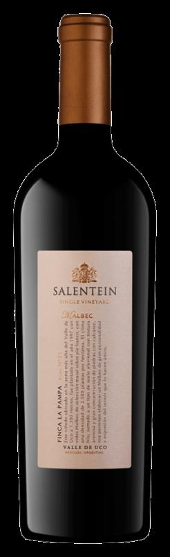 Salentein Single Vineyard La Pampa Malbec, 75cl, 13.5% alc.-0