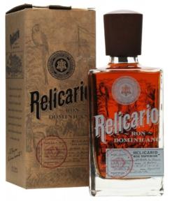 Relicario, Ron Dominicano, 70 cl., 40% alc.-0
