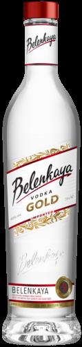 Belenkaya Gold vodka, 70 cl., 40% alc-0