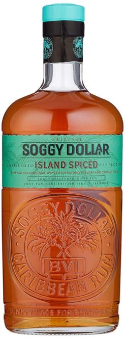 Soggy Dollar Island Spiced Rum, 70 cl., 35% alc.-0