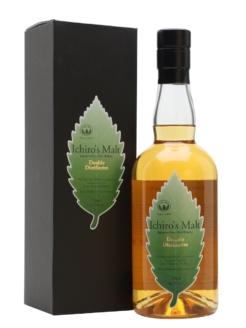 Chichibu Ichiro's Malt Double Distilleries, 70 cl., 46% alc.-0