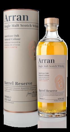 Arran Barrel Reserve, 0,7 Ltr., 43%-0