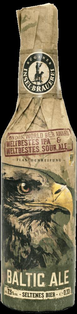 Insel Brauerei Baltic Ale, 33 cl, 7.5% alc.-0