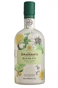 Graham's Blend No. 5, 75 cl, 19% alc.-0