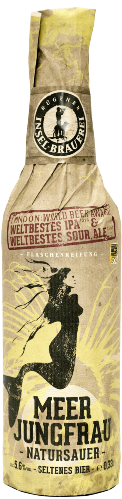 Insel Brauerei Meerjungfrau, 33 cl, 5.6% alc.-0