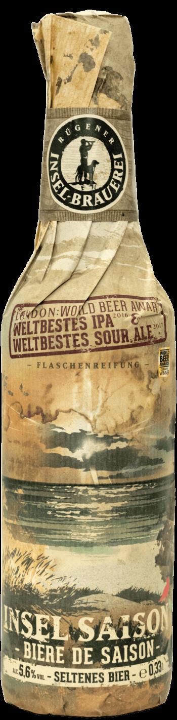 Insel Brauerei Insel Saison, 33 cl, 5.6% alc.-0