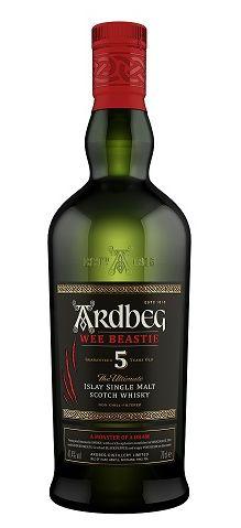 Ardbeg Wee Beastie, 5 years old, 70 cl., 47,4% alc.-0