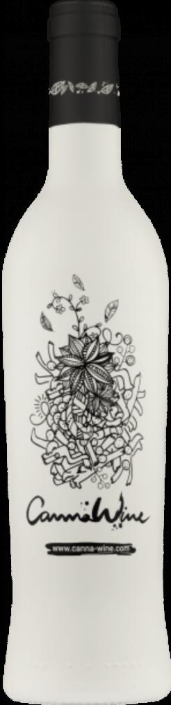 CannaWine White, 50 cl, 14,5% alc.-0