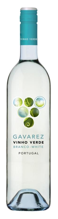 Gavarez Vinho Verde, 75cl, 8.5% alc.-0