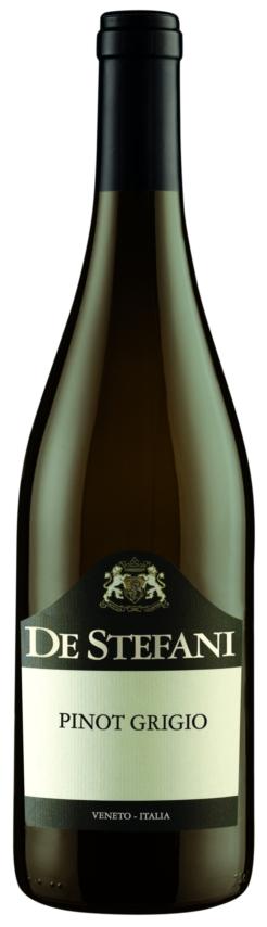 De Stefani Classic Pinot Grigio, 75cl, 13% alc.-0