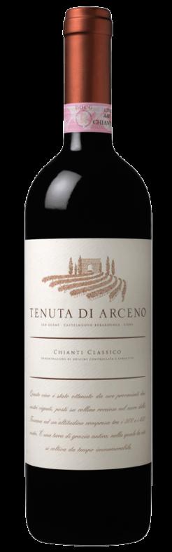 Tenuta di Arceno Chianti Classico, 75cl, 14.5% alc.-0