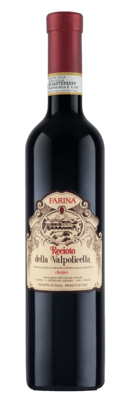 Farina Recioto della Valpolicella Classico, 50 cl., 14% alc.-0