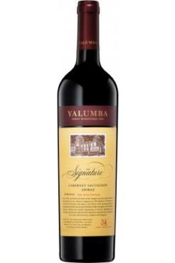 Yalumba The Signature Cabernet - Shiraz, 75cl, 14.5% alc.-0