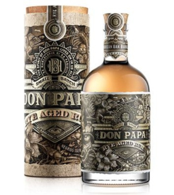 Don Papa Rye Aged Rum, 70 cl. 45% alc.-0