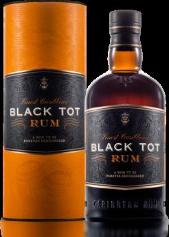 Black Tot Rum, 70 cl., 46,2% alc.-0
