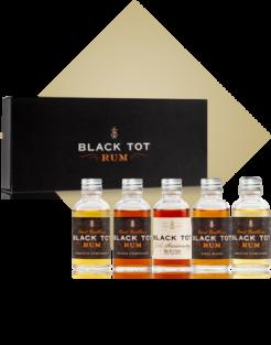 Black Tot Rum Tasting Set, 5 x 3cl.-0