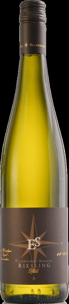 Ellermann-Spiegel Riesling Trocken, 75cl, 12.5% alc.-0