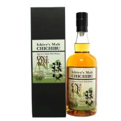 Chichibu Ichiro's Malt On The Way 2019, 70 cl., 51,5% alc.-0