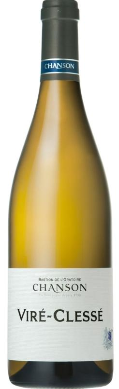 Chanson Viré-Clessé, 75cl, 13.5% alc.-0