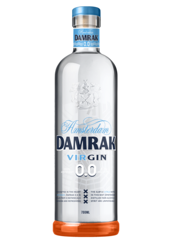 Damrak 0.0 Virgin, 70 cl., Alcoholvrij-0
