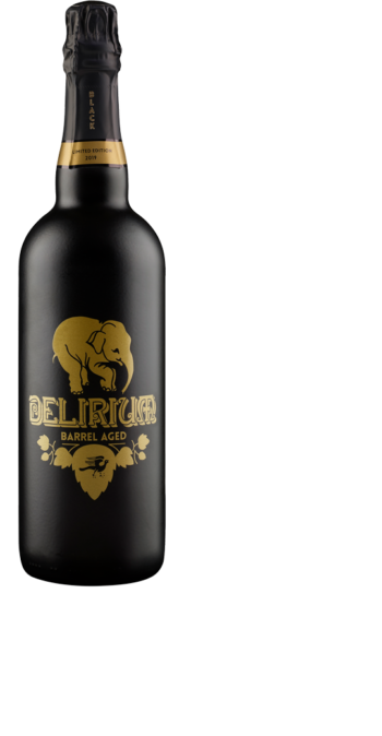 Delirium Barrel Aged Black 2019, 75cl, 11.5% alc.-0