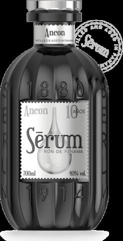 Serum Ron de Panama Ancon 10 anos, 70cl, 40% alc.-0