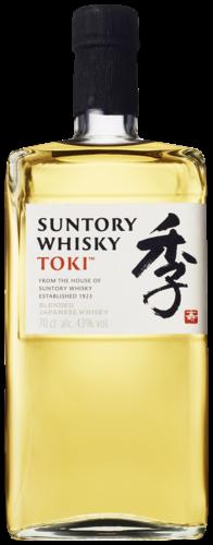 Suntory Whisky Toki, 70 cl., 43% alc.-0
